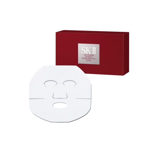 SKII Whitening Source Derm Revival Mask 6sheets