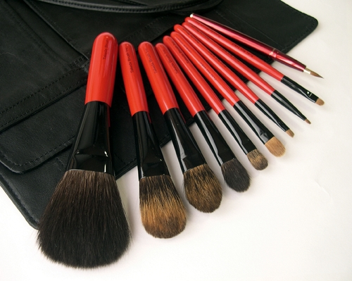 Takeda Brush Full Brush Set SP Camellia