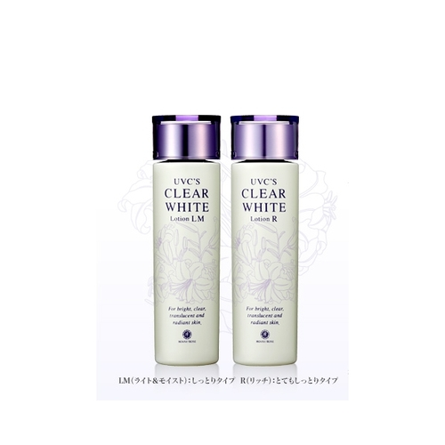UVC'S Clear White Lotion 150ml