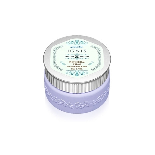 White Herbal Cream 50g