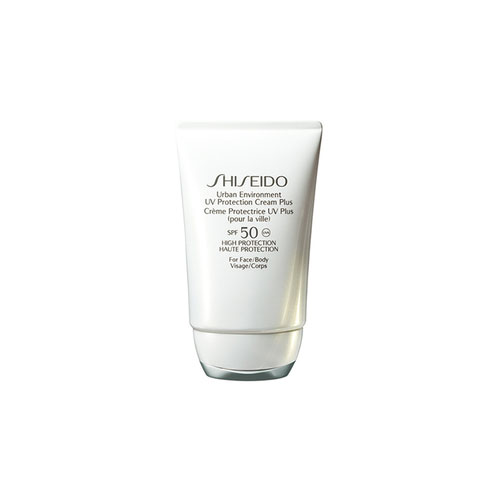 Shiseido Suncare Urban Environment UV Protection Plus SPF50