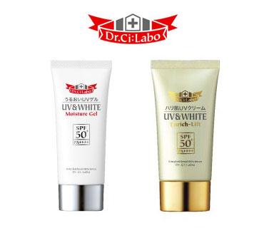 Dr Ci Labo UV & WHITE Moisture Gel Enrich Lift