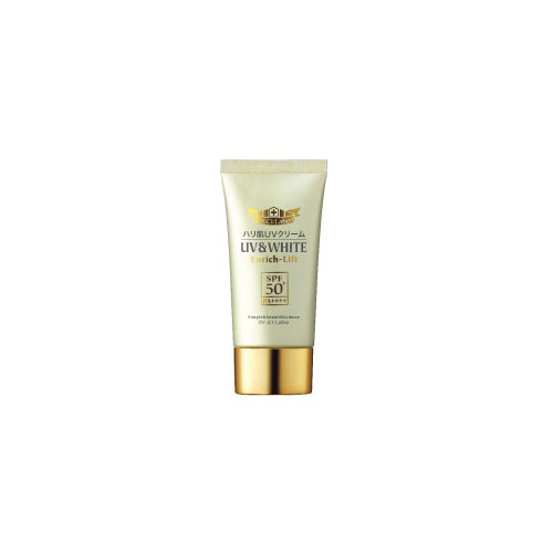 UV & WHITE Enrich Lift 50+ SPF50+ PA++++40g