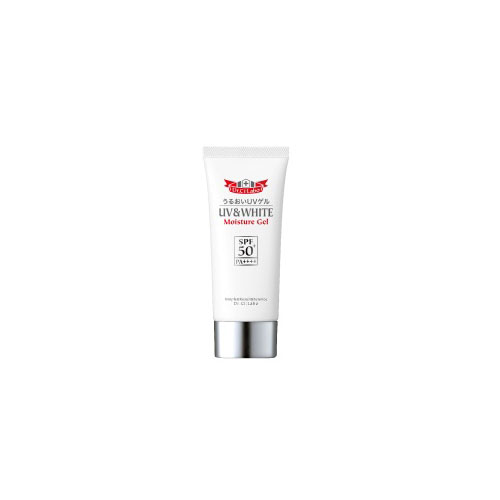 UV & WHITE Moisture Gel 50+ SPF50+ PA++++ 60g