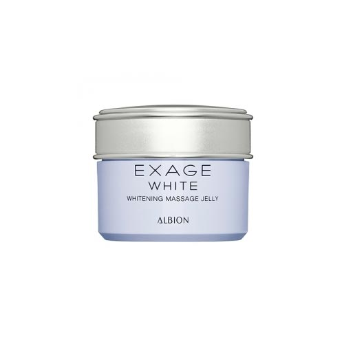 Albion_EXAGE WHITE_Whitening-Massage-Jelly-87g