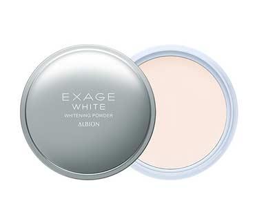 Albion-Exage-Whitening-Powder