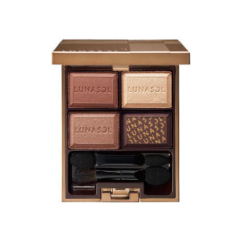 Kanebo-LUNASOL-Selection-De-Chocolat-Eyes