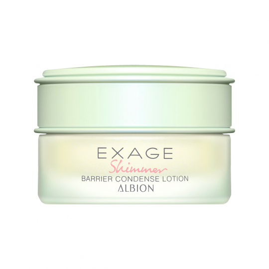 Albion EXAGE SIMMER Barrier Condense Lotion 50g
