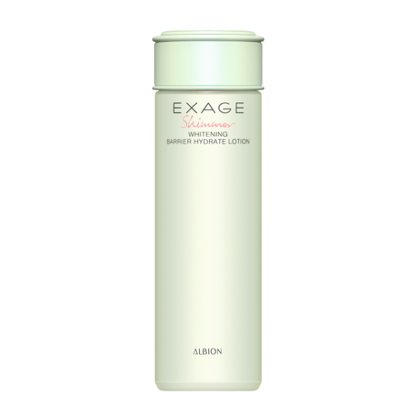 EXAGE SHIMMER Whitening Barrier Hydrate Lotion 150ml